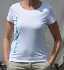 "T-Shirt ""Protect the Ocean"", Frauen"