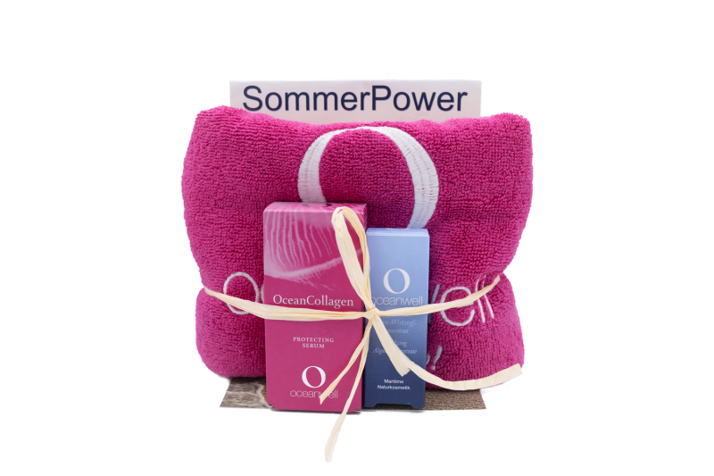 """Home-Spa-Set """"SommerPower"""""""